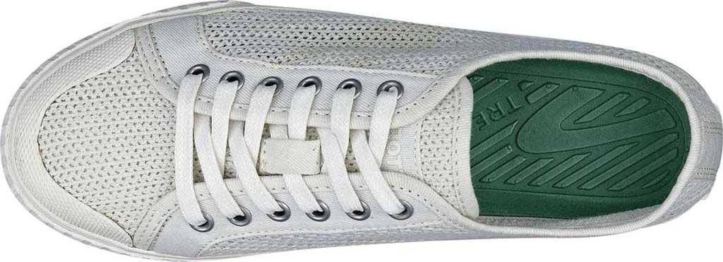 Women's Tretorn Tournet Cotton Net Sneaker, Vintage White, large, image 4