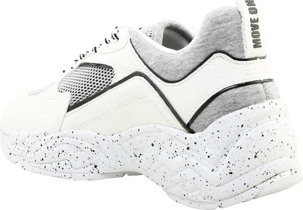 Women's Kendall & Kylie Focus 2 Sneaker, White Multi Fabric, large, image 4