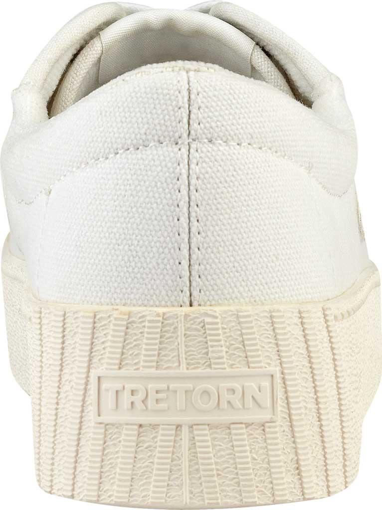 Women's Tretorn NyliteBold Sneaker, Vintage White Fabric, large, image 3