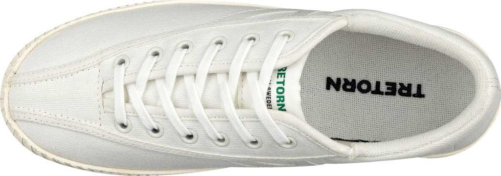 Women's Tretorn NyliteBold Sneaker, Vintage White Fabric, large, image 4