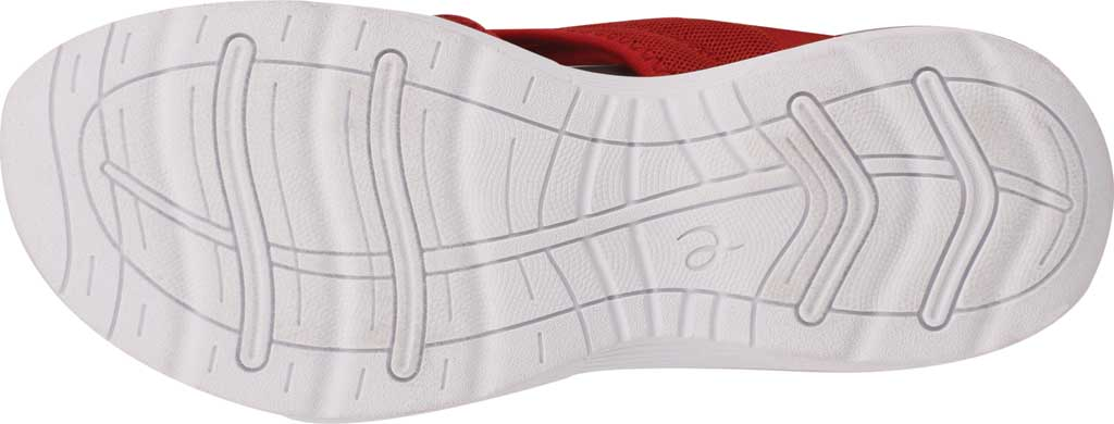 Women's Easy Spirit Traciee Slide, Red Mesh/Suede, large, image 4