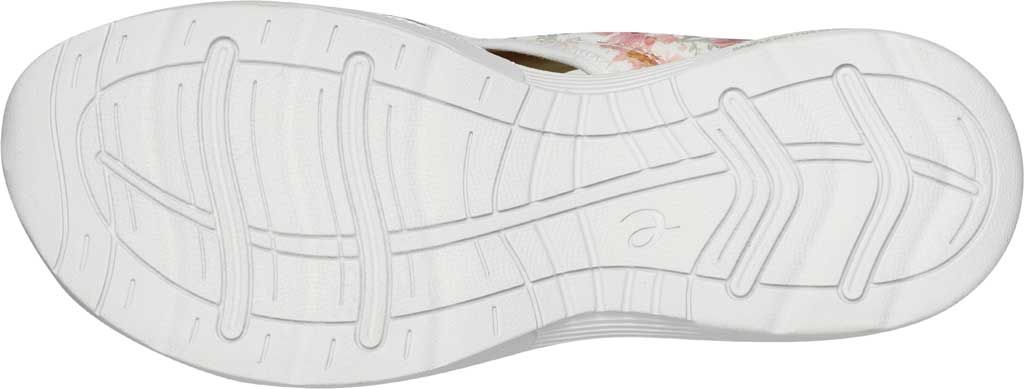 Women's Easy Spirit Traciee Slide, White Summer Floral Print Fabric, large, image 5