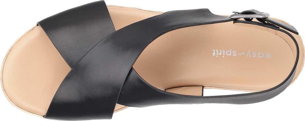 Women's Easy Spirit Kamila Wedge Slingback Sandal, , large, image 4