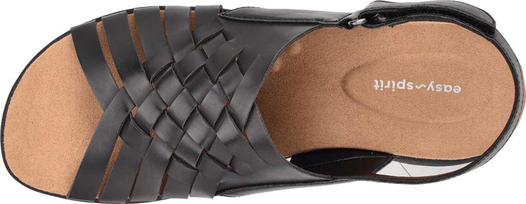 Women's Easy Spirit Ashle3 Woven Slingback Sandal, , large, image 4