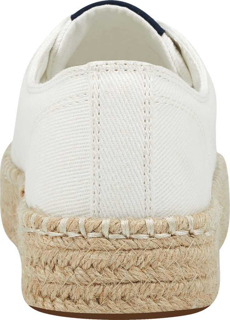 Women's Tretorn Eve Espadrille Sneaker, Vintage White Denim, large, image 3