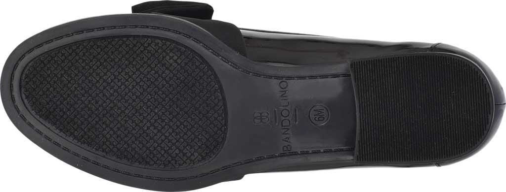 Women's Bandolino Lindio Loafer, Black Patent, large, image 5