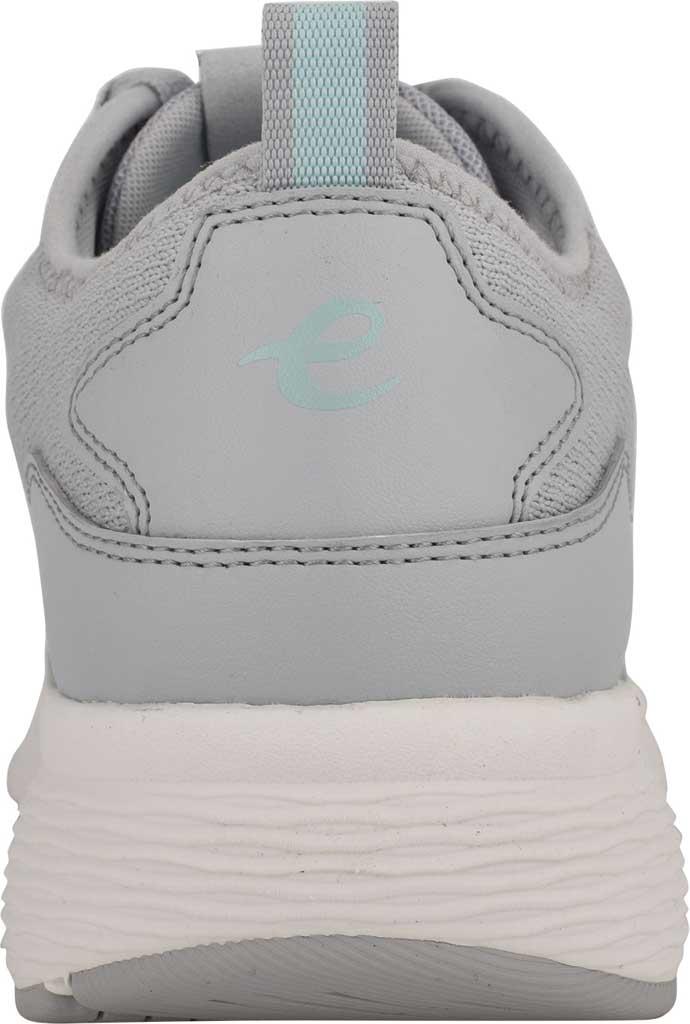 Women's Easy Spirit Skip2 Sneaker, Light Grey Knit/Mesh, large, image 3