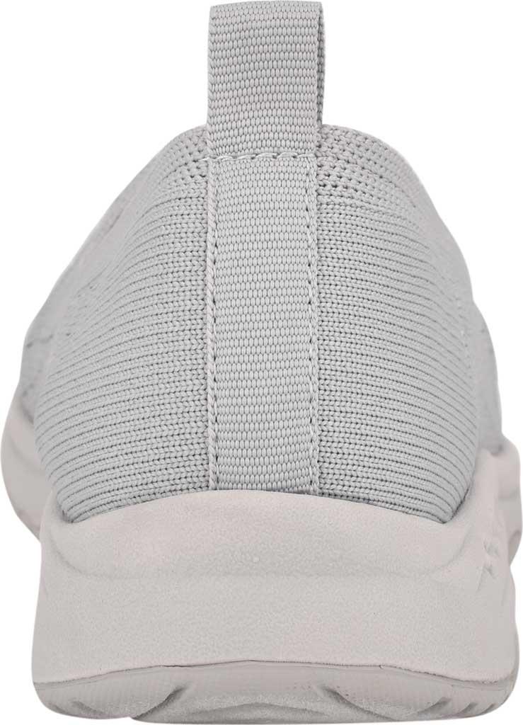 Women's Easy Spirit Tech2 Slip On Sneaker, Fog/Fog Recycled Knit, large, image 3