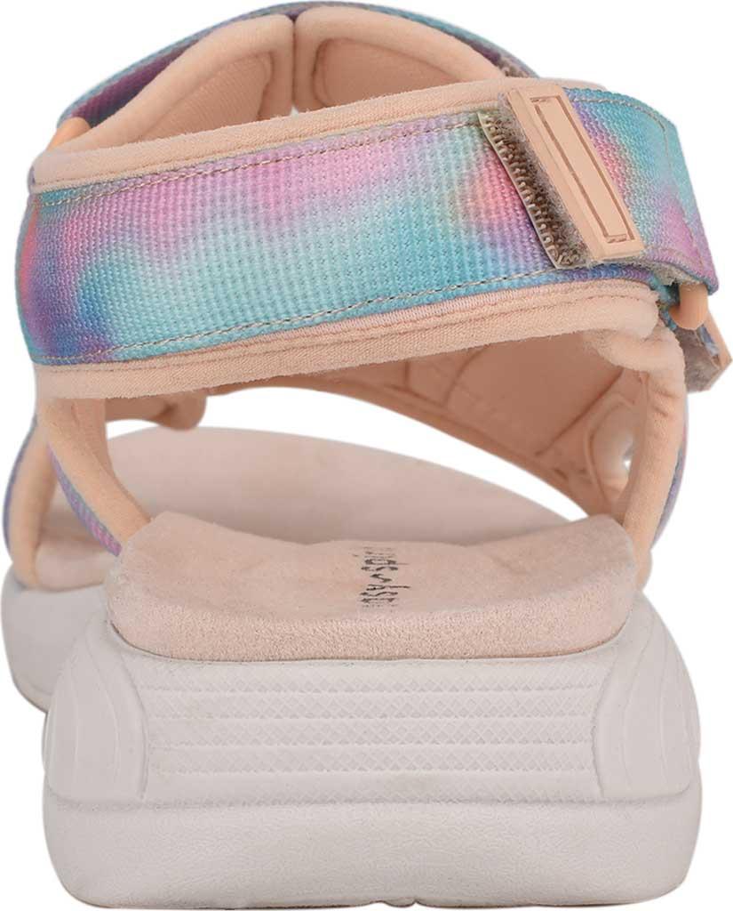 Women's Easy Spirit Tabata Active Sandal, Peach Puree/Peach Stretch Fabric, large, image 3