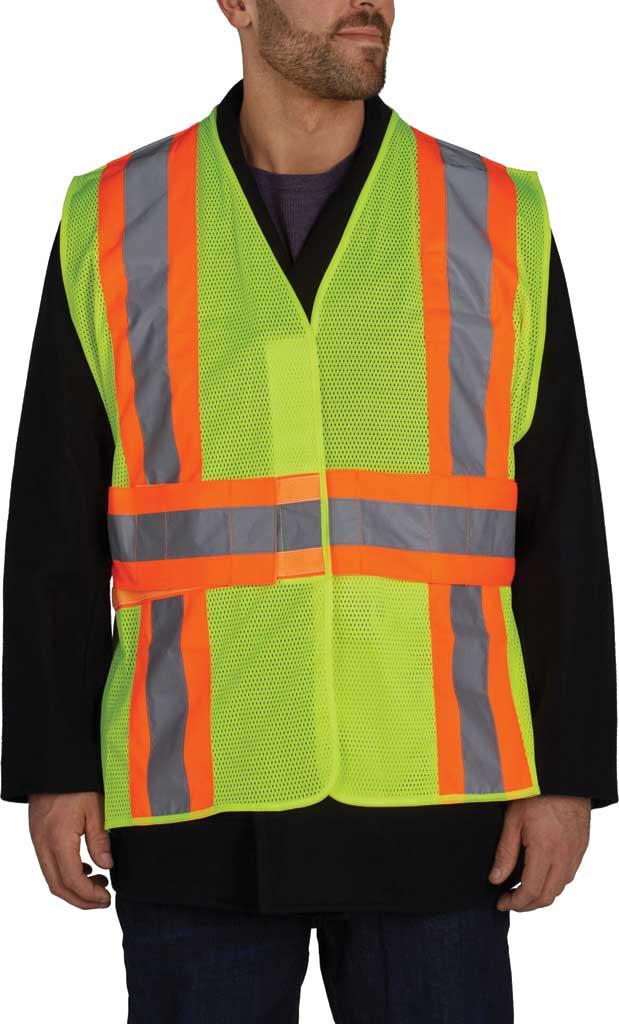 Men's Utility Pro High Visibility Adjustable Vest, , large, image 1