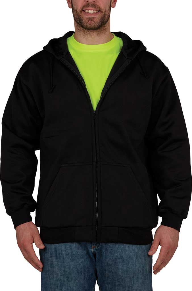 Men's Utility Pro High Visibility Softshell Sweatshirt - Tall, , large, image 1