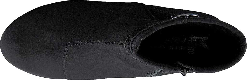 Women's Mephisto Tyba GT Wedge Boot, Black Lycra Leather, large, image 3