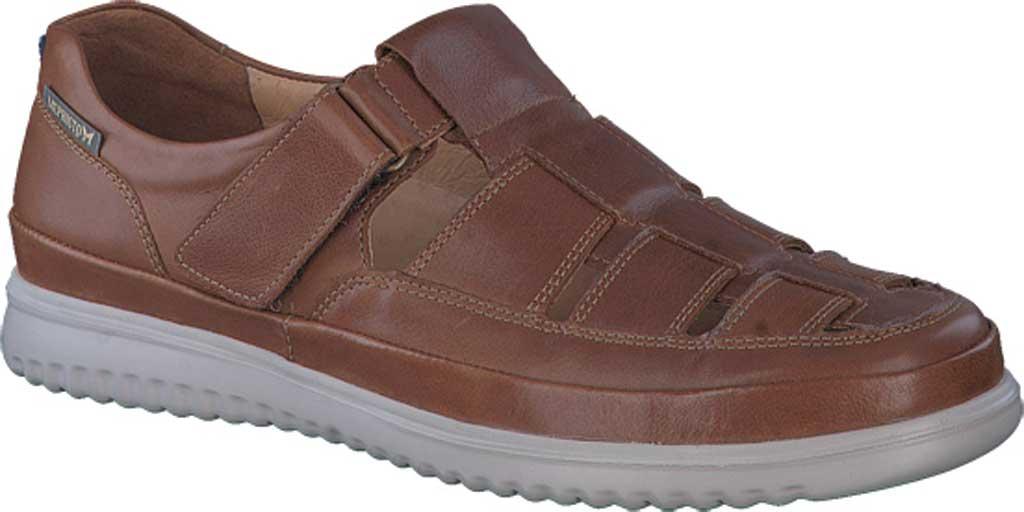 Men's Mephisto Tarek Shoe, Hazelnut Randy Smooth Leather, large, image 1