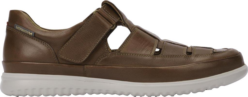 Men's Mephisto Tarek Shoe, Hazelnut Randy Smooth Leather, large, image 2