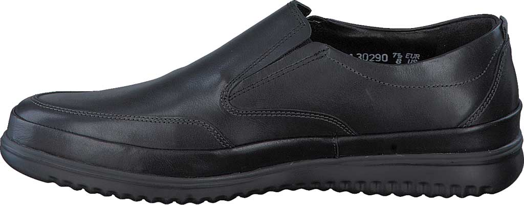 Men's Mephisto Twain Loafer, Black Randy Smooth Leather, large, image 3