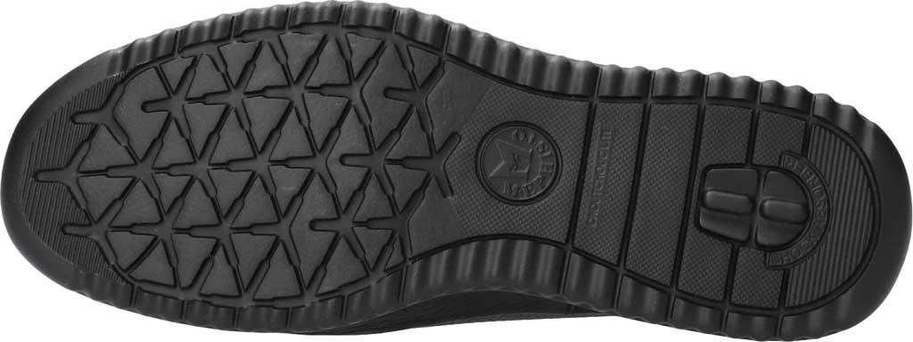 Men's Mephisto Trevor High Top Sneaker, Black Oregon Smooth Leather, large, image 4