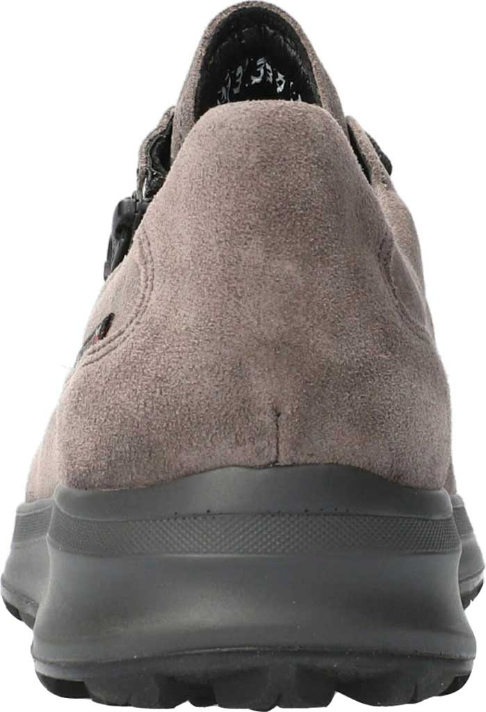 Women's Mephisto Vally Sneaker, Graphite Velsport Suede, large, image 3