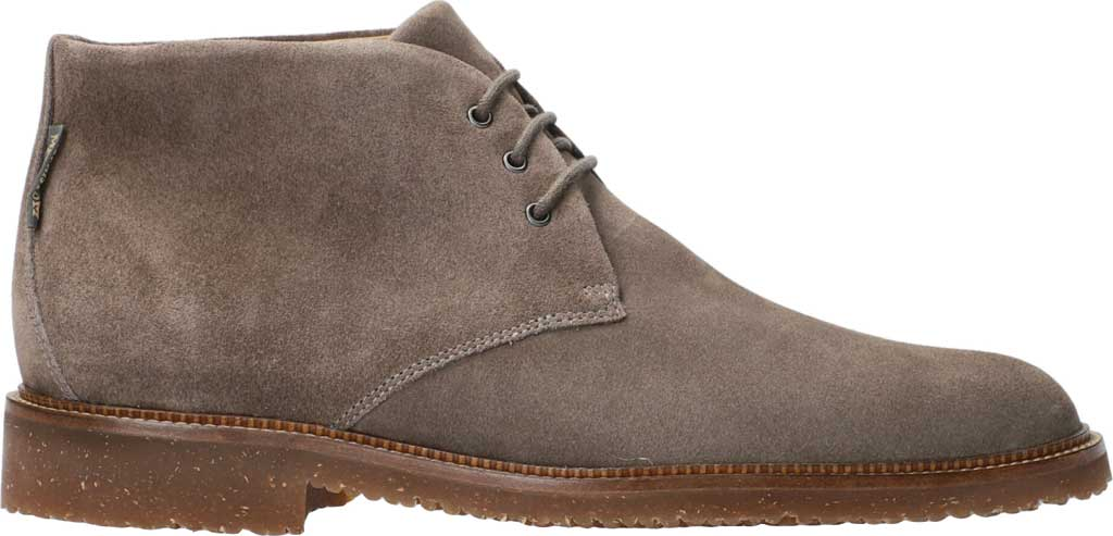 Men's Mephisto Polo Chukka Boot, Dark Grey Velours Suede, large, image 2