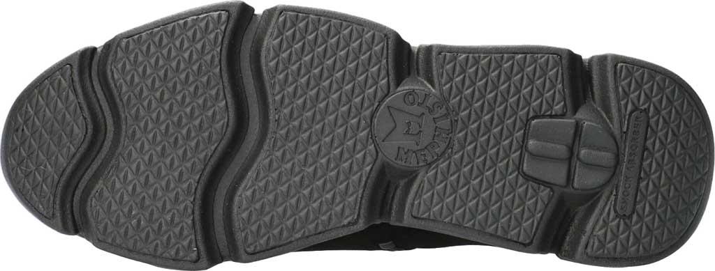 Women's Mephisto Hazelina Wedge Heel Boot, Black Velcalf Premium Suede, large, image 5