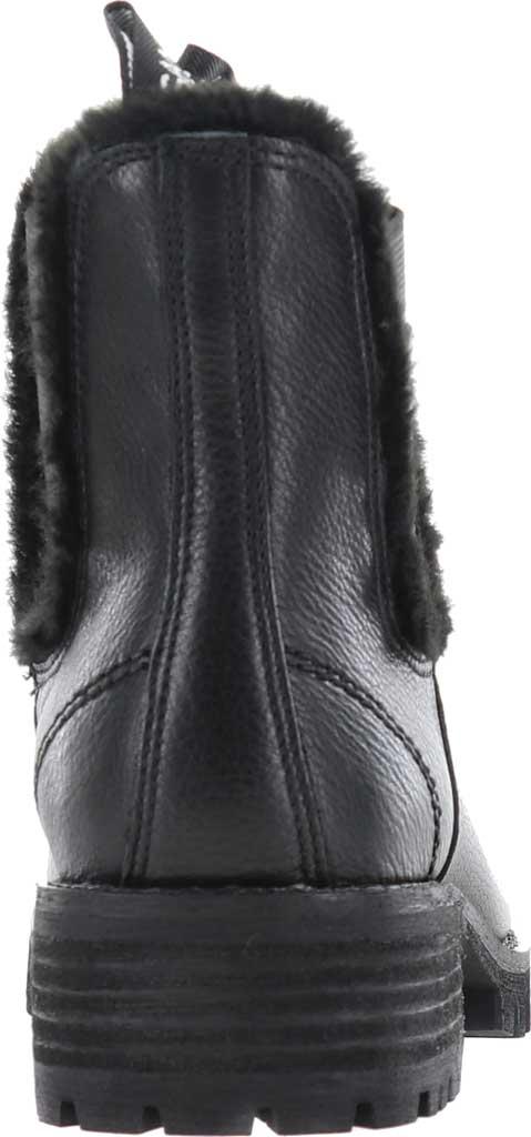 Women's Santana Canada Nina Bootie, Black Full Grain Leather, large, image 4
