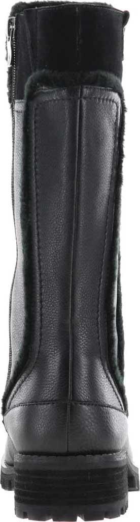 Women's Santana Canada Nadine Lace Up Bootie, Black Full Grain Leather, large, image 4
