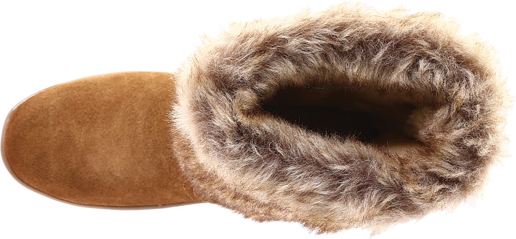 Women's Minnetonka Everett Cold Weather Boot, Dusty Brown Suede, large, image 5