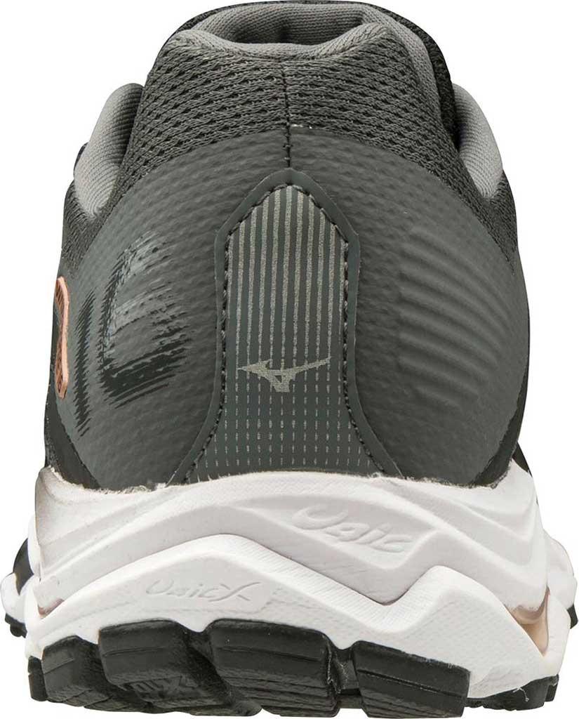 Men's Mizuno Wave Inspire 16 Running Shoe, Black, large, image 2