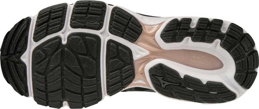 Men's Mizuno Wave Inspire 16 Running Shoe, Black, large, image 4