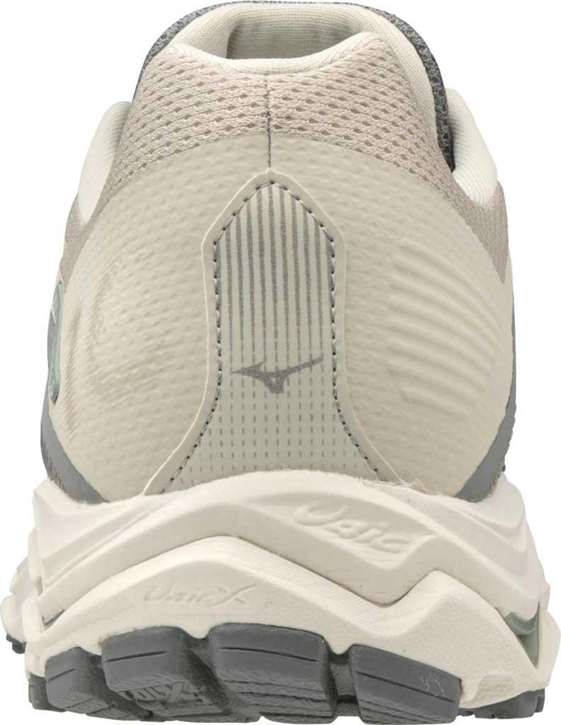 Men's Mizuno Wave Inspire 16 Running Shoe, Steel Grey/Marshmallow, large, image 3