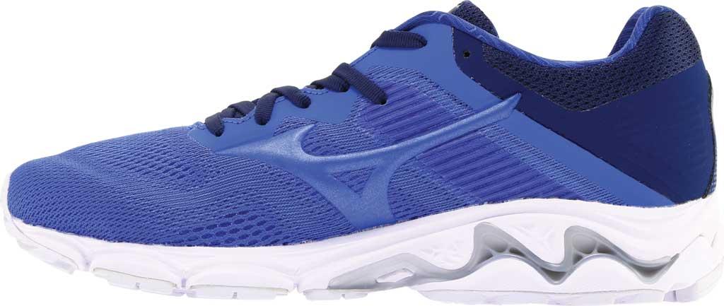 Women's Mizuno Wave Inspire 16 Running Shoe, Dazzling Blue, large, image 3
