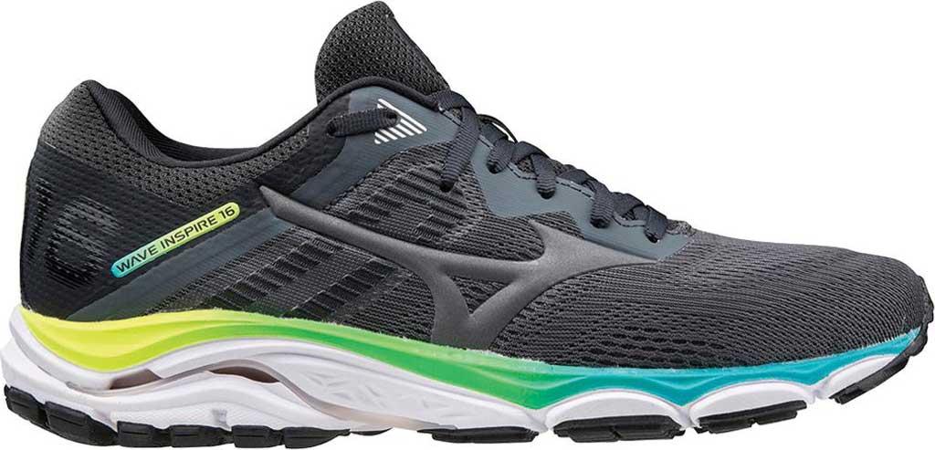 Women's Mizuno Wave Inspire 16 Running Shoe, Castlerock/Quiet Shade, large, image 2