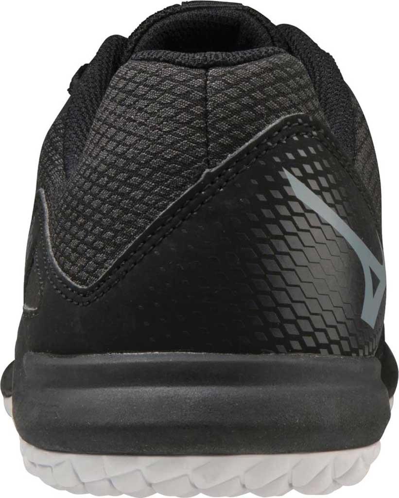 Men's Mizuno TF-02 Training Shoe, Black-Grey, large, image 3