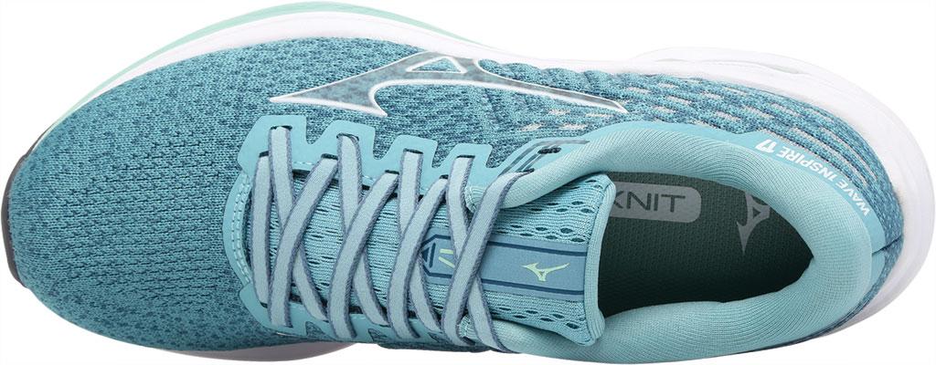 Women's Mizuno Wave Inspire 17 WAVEKNIT Sneaker, , large, image 5