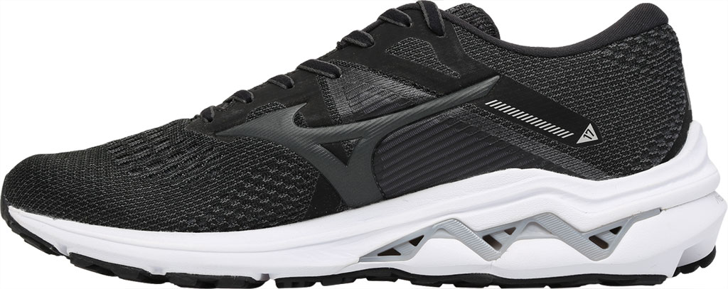 Men's Mizuno Wave Inspire 17 Running Sneaker, Dark Shadow/Quiet Shade, large, image 3