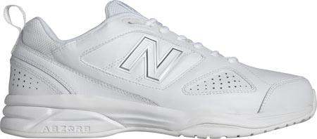 Men's New Balance MX623v3 Training Shoe, White, large, image 1