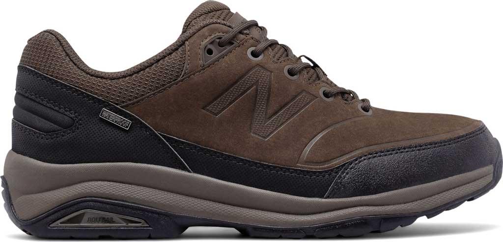 Men's New Balance M1300v1 Hiking Shoe, Chocolate/Black, large, image 1