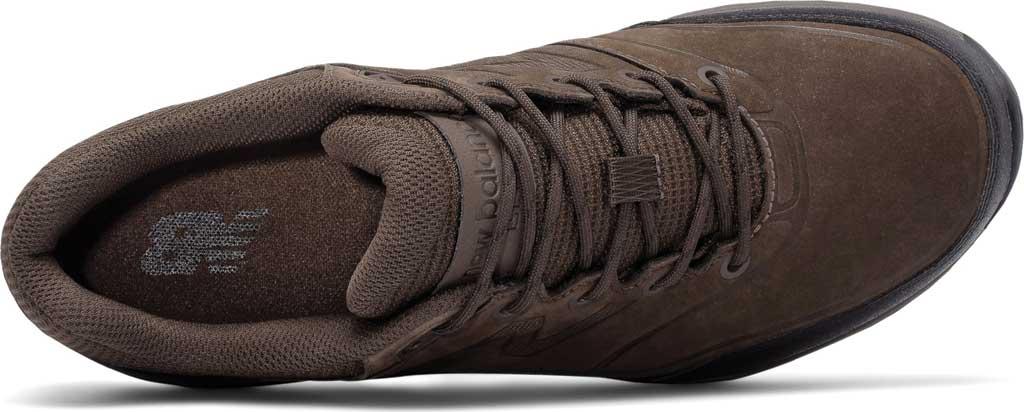 Men's New Balance M1300v1 Hiking Shoe, Chocolate/Black, large, image 3