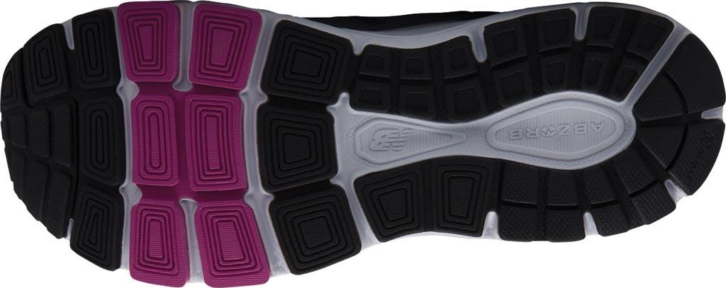 Women's New Balance W840v4 Running Shoe, Cyclone/Poisonberry, large, image 4