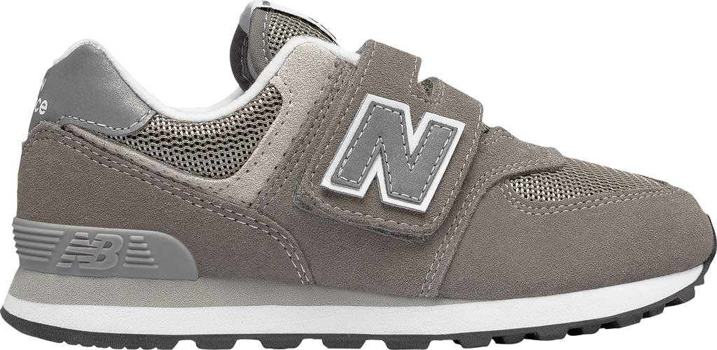 Children's New Balance 574 Sneaker - Hook and Loop, , large, image 2