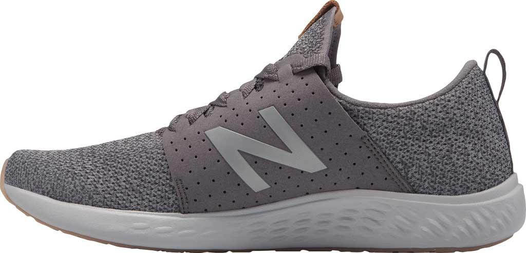 Men's New Balance Fresh Foam Sport v1 Running Shoe, Castlerock/Team Away Grey, large, image 2