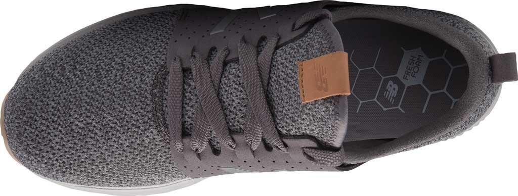 Men's New Balance Fresh Foam Sport v1 Running Shoe, Castlerock/Team Away Grey, large, image 3