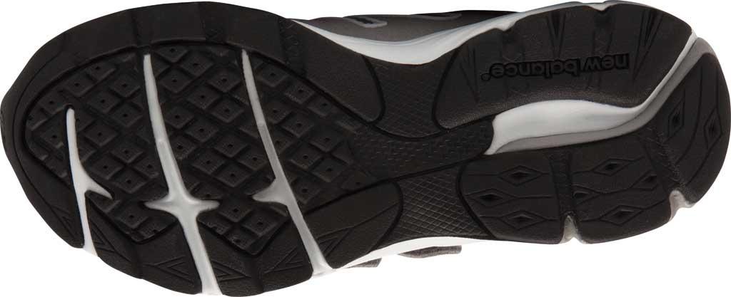 Boys' New Balance 888v2 Hook and Loop Sneaker - Preschool, Grey/Grey, large, image 3
