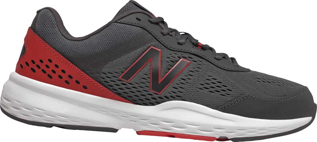 Men's New Balance 517v2 Cross Training Shoe, Phantom/Black, large, image 1
