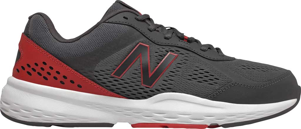 Men's New Balance 517v2 Cross Training Shoe, Phantom/Black, large, image 2
