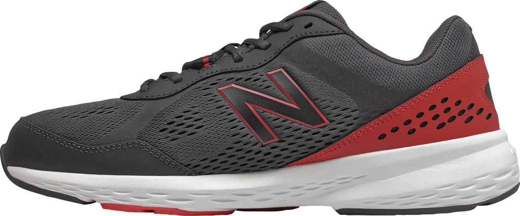 Men's New Balance 517v2 Cross Training Shoe, Phantom/Black, large, image 3