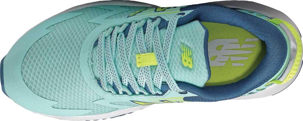 Girls' New Balance Rave Run Sneaker, , large, image 3
