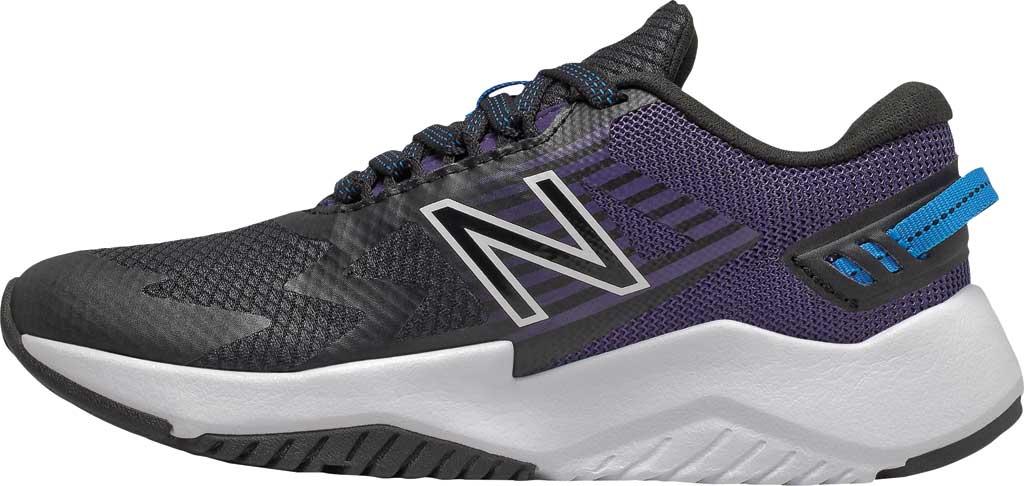 Boys' New Balance Rave Run Sneaker, , large, image 2