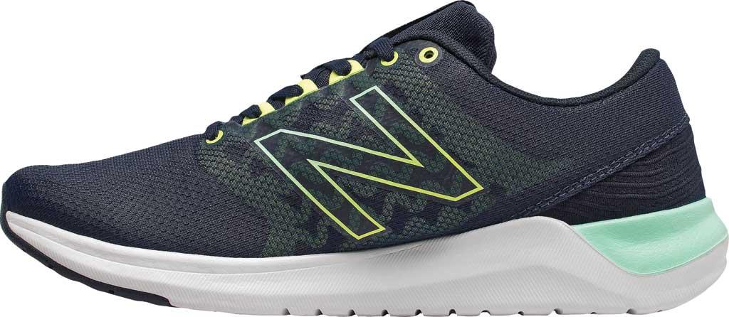 Women's New Balance 715v4 Trainer, Natural Indigo/Neo Mint/White, large, image 2