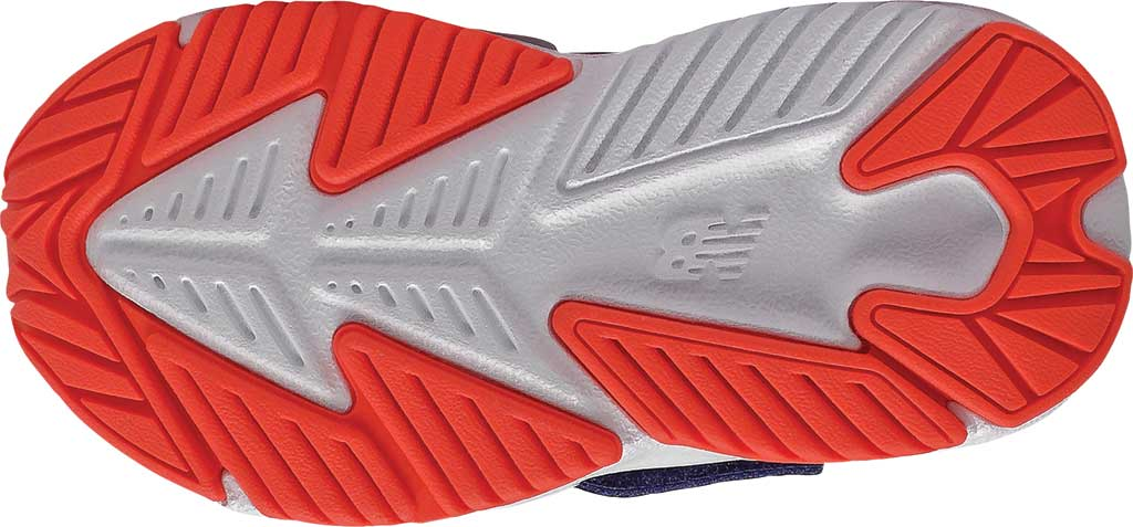 Infant Boys' New Balance Rave Run Hook and Loop Sneaker, , large, image 4