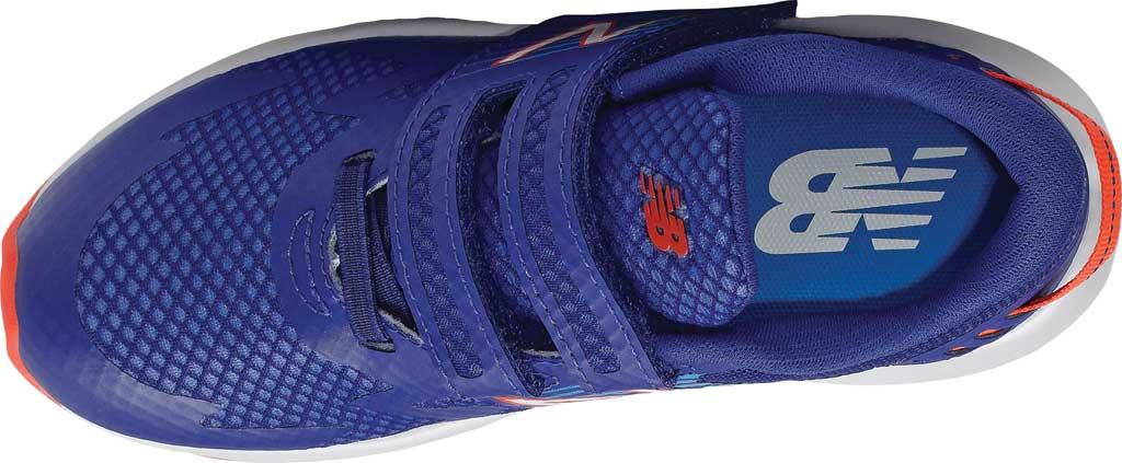 Boys' New Balance Rave Run Hook and Loop Sneaker - Preschool, , large, image 3